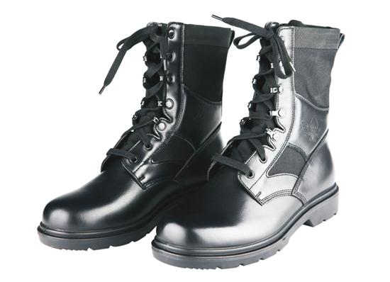 06 Paratrooper training boots